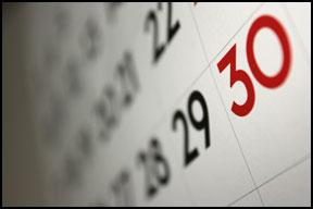 Georgetown Texas Marketing Calendar